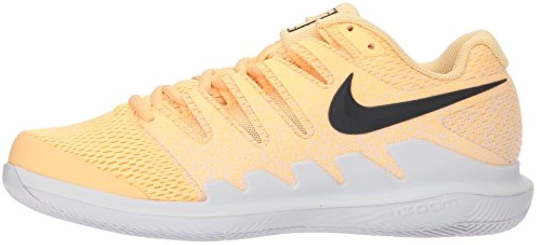 newest 6d302 c8b09 NIKE Chaussures de Tennis Femme air Zoom Zoom Zoom Vapor x aa8027 801  OrangeB0761YNKDXParent b7c5cf