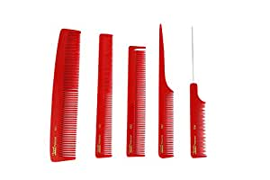 Roots Professional Hair Comb Kit PCK5
