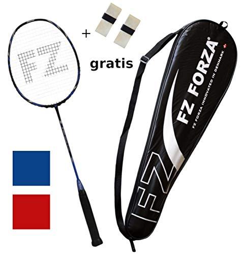 71b27d87fa FZ FORZA - Badminton racket Airflow 74 Lite - very light full graphite  racquet for great