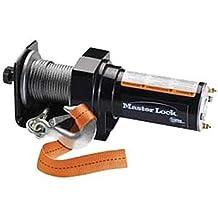 Master Lock 2955AT 1500lb Portable ATV Winch by Master Lock