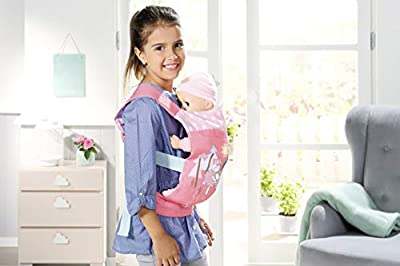 Zapf Creation 702055 Baby Annabell Travel Tragesitz rosa, Mint