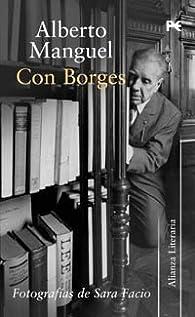 Con Borges par Alberto Manguel