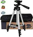 #6: Stealkart Tripod Camera Stand for vlogging, Video Recording, All Smartphones & Cameras Come with Mobile Holder and Carry case
