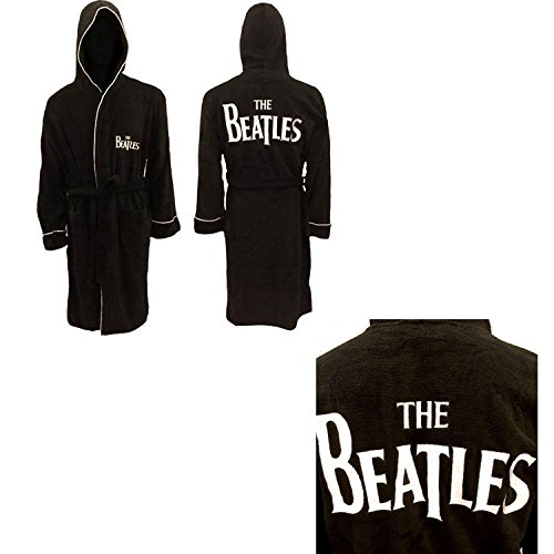 The Beatles - Classic Logo Bathrobe