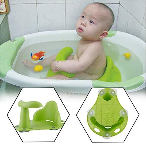Tensay Bebé Tina de baño Silla de juguete de seguridad Anillo Asiento Infantil Niño Niño Niños Antideslizante, la mejor opción para el bebé recién nacido