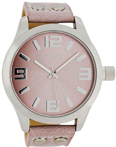 Oozoo C1058–Uhr für Frauen, Leder-Armband
