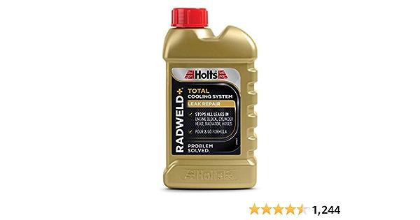 Holts Rw2ga Radweld Plus 250ml Cooling Water Loss Repair Auto