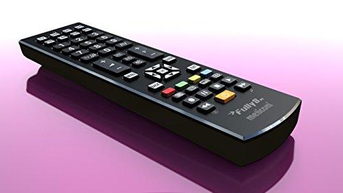 Meliconi-FULLY-8-Telecomando-Universale-8-in-1-per-TV-Decoder-DVDBlu-Ray-Box-Multimediali-IPTV-Xbox360-PS2-Controlla-fino-ad-8-Apparecchi-Contemporaneamente