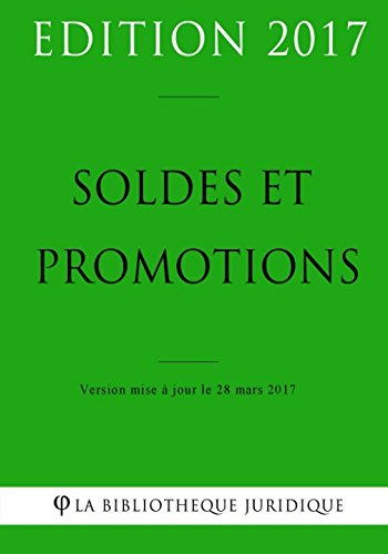 Soldes et promotions