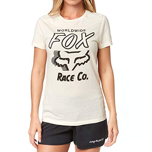 Fox Girls T-Shirt Worldwide Beige Gr. XS - Fox Girls T-shirt