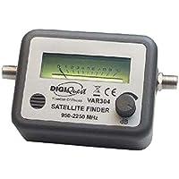 Rilevatore di segnale satellitare Digiquest - Trova i prezzi più bassi su tvhomecinemaprezzi.eu