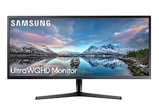 Samsung LS34J552WQUXEN 34-Inch LED Monitor - Dark Blue/Grey (B07HLKSTN1) | Amazon price tracker / tracking, Amazon price history charts, Amazon price watches, Amazon price drop alerts