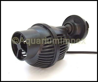 Pompe de brassage 3000 l/h avec aimant pour aquariums eau douce et eau de mer