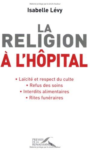 RELIGION A L HOPITAL