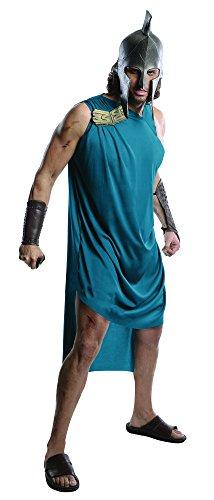 Frank Miller's 300 Themistokles Kostüm für Herren, Größe:XL (300 Halloween Kostüm)