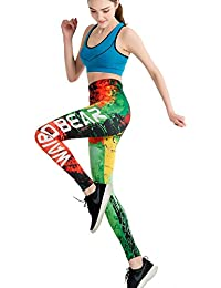 3D Push Up Leggings