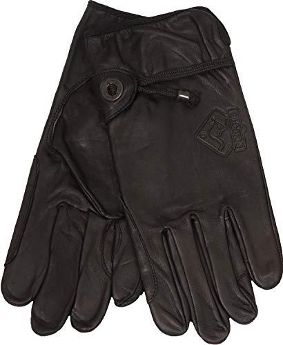 """SCIPPIS, """"Gloves"""", Handschuhe, schwarz, M"""