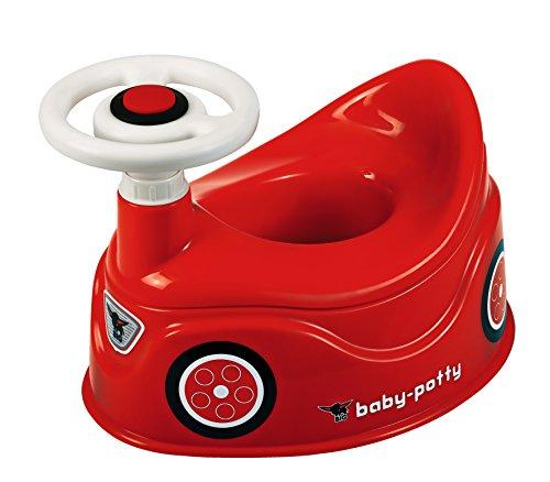 BIG 800056801 - Töpfchen, Baby Potty Test