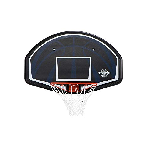 Lifetime Basketball Backboard Dallas Wandmontage, 90065 (1B-Ware) - Dallas-ware