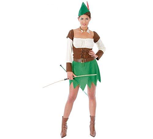 er der Wälder erwachsene Frau (Archer Erwachsenen Kostüme)