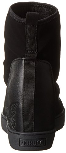 Fiorucci Damen Fdaf030 High-Top Schwarz (Nero)