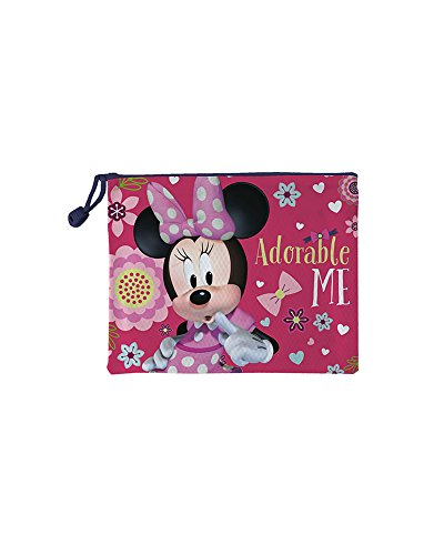 Disney Neceser de Media Impermeable 180 x 235 mm Minnie, ast1293