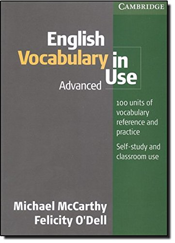 English Vocabulary in Use Advanced por Michael McCarthy
