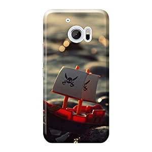 Inkif Printed Designer Case Mobile Back Cover For Htc 10