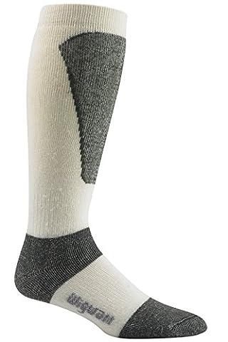 Wigwam Snow Sirocco Chaussettes Femme, Blanc, Size UK 5-8/EU 37-42
