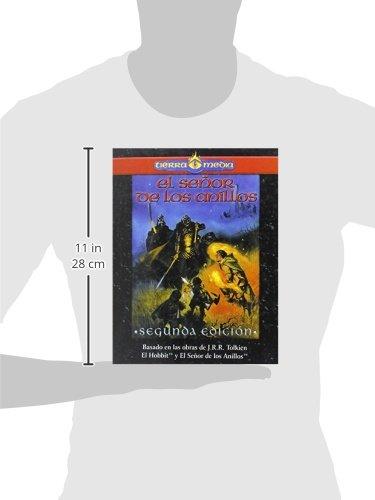 415xnwpUvkL - El señor de los anillos 2ª edición (Rol)