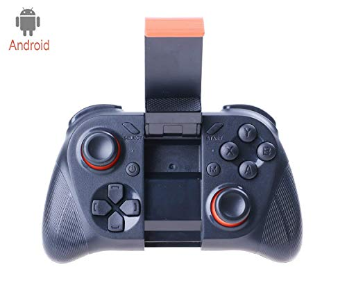 C-Zone Wireless Game Controller Gamepad Joystick für Android Phnoe Android TV/PC Samsung S8, S9 Note 8 Huawei P20 vivo x21 Oppo A3 Android System