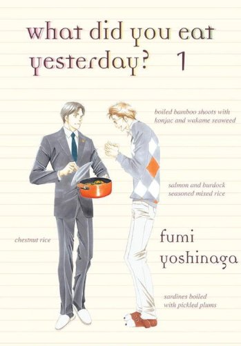 What Did You Eat Yesterday 01