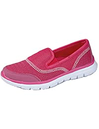 Women's Lightweight Walking Get Fit Trainers Sport Shoes Athletic Walk Shoes