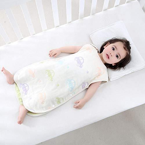 Saco De Dormir De Bebé Suave Y Cómodo Unisex 1-3