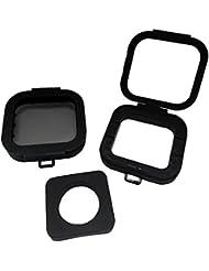PRO-mounts Glasfilter Polarizer Filter, Schwarz, One Size