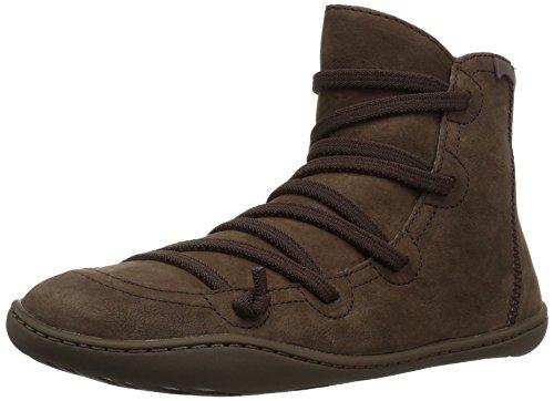 CAMPER Damen Peu Cami Stiefel, Braun, 37 EU (Sneakers Tacon)