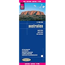 Reise Know-How Landkarte Australien (1:4.000.000): world mapping project