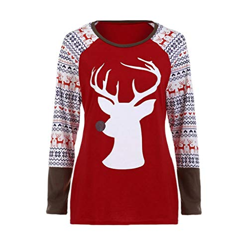 Soupliebe Loves 'Casual Herbst Winter Weihnachten Printing Long Sleeve Hoodies Sweatshirt Kapuzen...