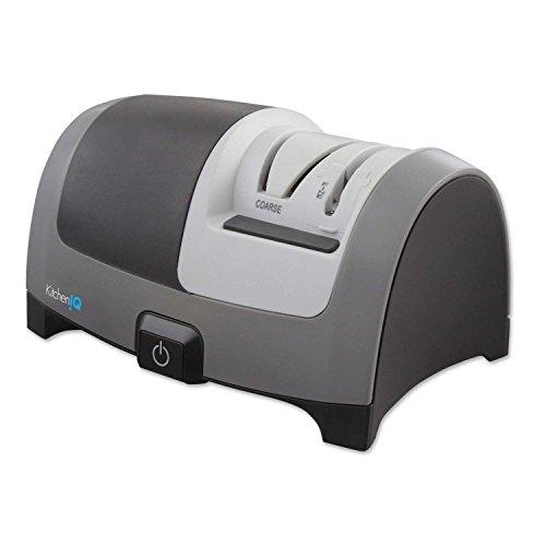 Böker Unisex- Erwachsene Tasche und Küchenmesser Klinge Edgeware Kitchen IQ Diamond Edge 2 Stage Knife Sharpener 61,95, schwarz, Standard -