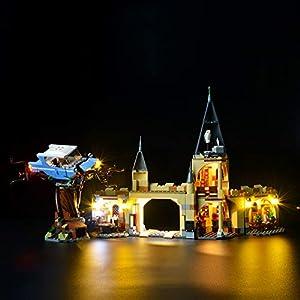 Briksmax Kit di Illuminazione a Led Per Harry Potter Il Platano Picchiatore di Hogwarts, Compatibile con il Modello Lego… 1 spesavip