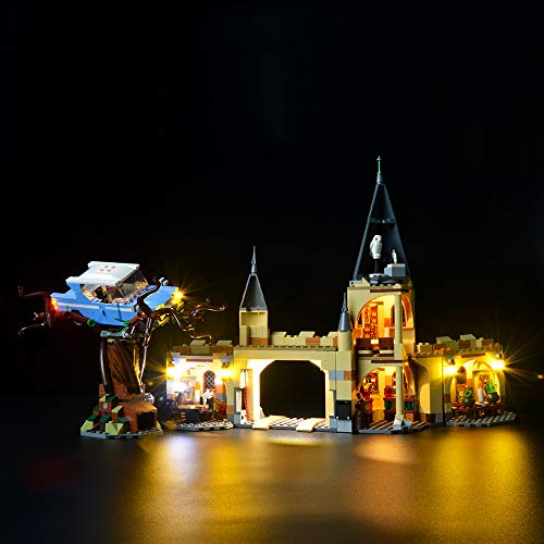 Briksmax Kit Iluminación Led Harry Potter