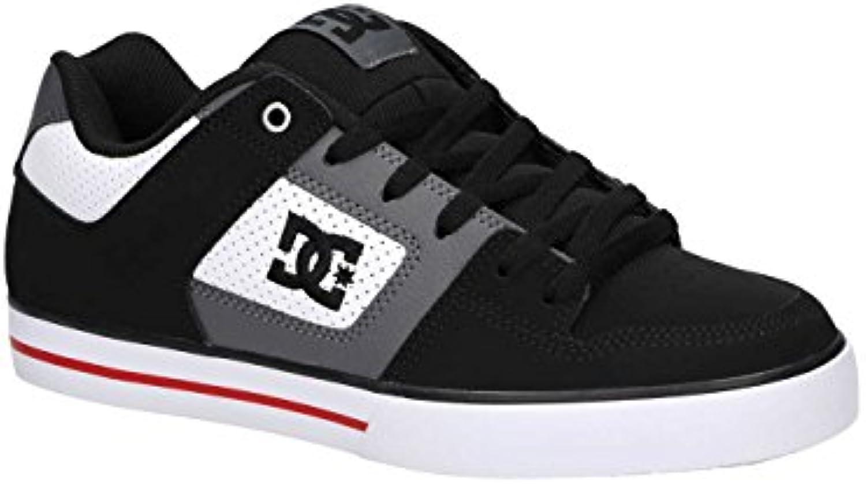 DC Schuhe Pure Schwarz Gr. 42  Billig und erschwinglich Im Verkauf
