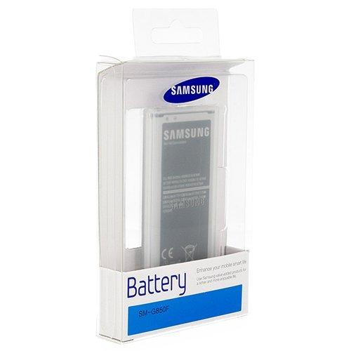 ORIGINAL Samsung EB-BG850B batteria Li-Ion per G850F Galaxy Alpha - in confezione originale
