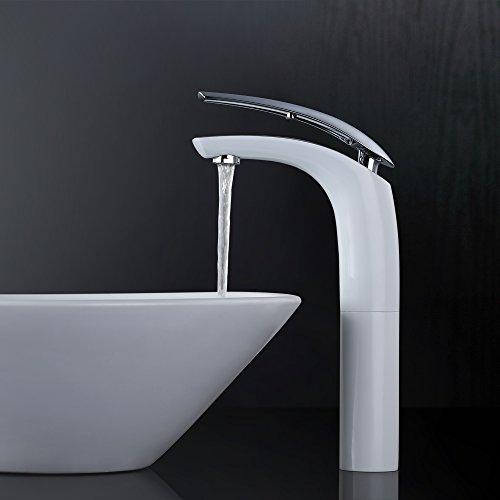 Wundervoll Design-Waschtischarmatur, Einhebelarmatur, ohne Ablaufgarnitur  FH25