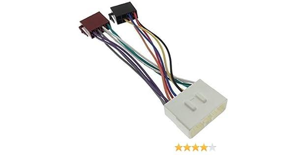 für DAEWOO Kalos Lanos Leganza Matiz Nubira  Auto Radio Adapter Kabel Stecker