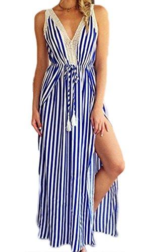 la-mujer-es-elegante-sin-mangas-con-cuello-en-v-profundo-rayas-raja-boho-maxi-dress-navy-s