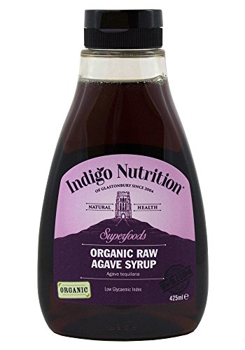 Agave Organico Sciroppo - Dark &   Raw - 425ml (Certified Organic)
