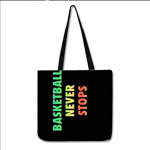 Babu Building Auf Hand Bag Antiklopfmittel Girl Baumwolle Mit Basketball Never Stops Choose Design 3-4 (Masquerade Mask-stick)