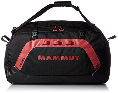 Mammut Sport-/Reise-Tasche Cargon, schwarz (black-fire), 60 L