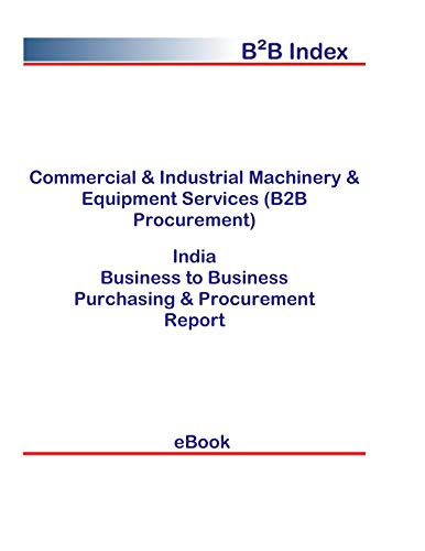 Commercial & Industrial Machiner...